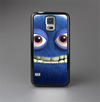 The Angry Blue Fury Monster Skin-Sert Case for the Samsung Galaxy S5