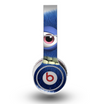 The Angry Blue Fury Monster Skin for the Original Beats by Dre Wireless Headphones