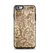 The Antique Floral Lace Pattern Apple iPhone 6 Plus Otterbox Symmetry Case Skin Set