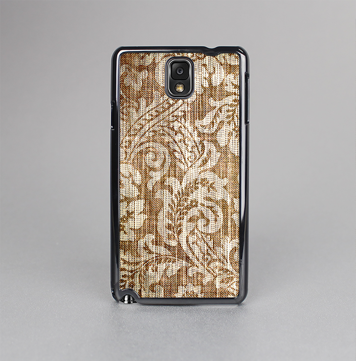 The Antique Floral Lace Pattern Skin-Sert Case for the Samsung Galaxy Note 3