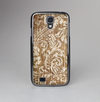 The Antique Floral Lace Pattern Skin-Sert Case for the Samsung Galaxy S4