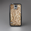 The Antique Floral Lace Pattern Skin-Sert Case for the Samsung Galaxy S5