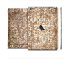 The Antique Floral Lace Pattern Skin Set for the Apple iPad Mini 4