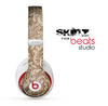 The Antique Floral Lace Pattern Skin for the Beats Studio