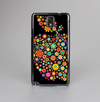 The Apple Icon Floral Collage Skin-Sert Case for the Samsung Galaxy Note 3