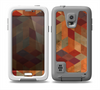 The Autumn Colored Geometric Pattern Skin for the Samsung Galaxy S5 frē LifeProof Case