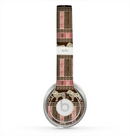 The Aztec Pink & Brown Lion Pattern copy 2 Skin for the Beats by Dre Solo 2 Headphones