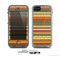 The Aztec Tribal Vintage Tan and Gold Pattern V6 Skin for the Apple iPhone 5c LifeProof Case