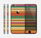 The Aztec Tribal Vintage Tan and Gold Pattern V6 Skin for the Apple iPhone 6