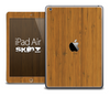 The Bamboo Wood Skin for the iPad Air