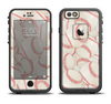 The Baseball Overlay Apple iPhone 6/6s Plus LifeProof Fre Case Skin Set