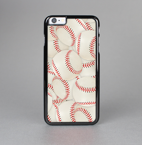 The Baseball Overlay Skin-Sert Case for the Apple iPhone 6 Plus