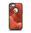 The Basketball Overlay Apple iPhone 5-5s Otterbox Defender Case Skin Set