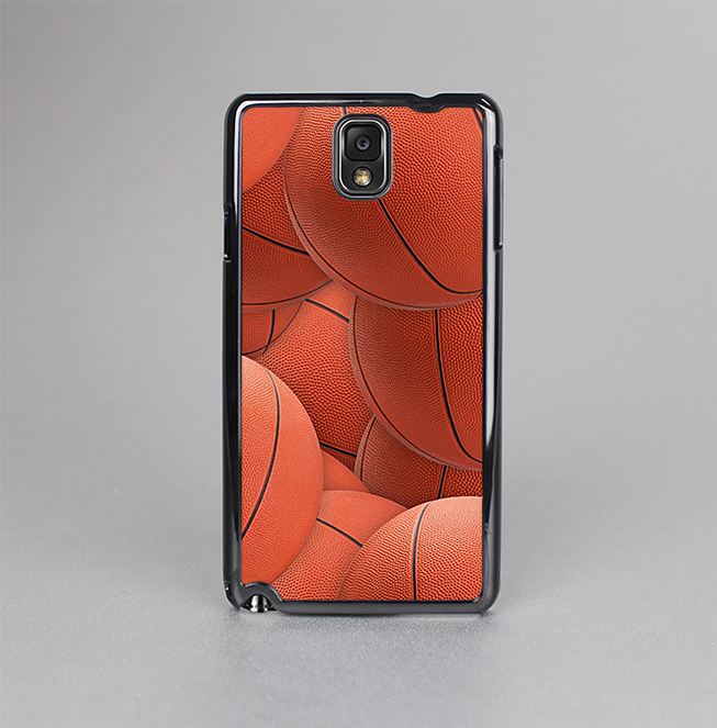 The Basketball Overlay Skin-Sert Case for the Samsung Galaxy Note 3