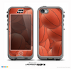 The Basketball Overlay Skin for the iPhone 5c nüüd LifeProof Case