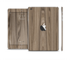 The Beige Woodgrain Skin Set for the Apple iPad Mini 4
