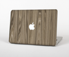 The Beige Woodgrain Skin Set for the Apple MacBook Air 11""