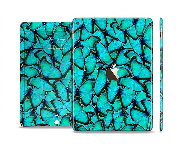 The Betterfly BackGround Flat Skin Set for the Apple iPad Pro