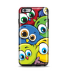 The Big-Eyed Highlighted Cartoon Birds Apple iPhone 6 Plus Otterbox Symmetry Case Skin Set
