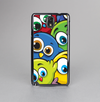 The Big-Eyed Highlighted Cartoon Birds Skin-Sert Case for the Samsung Galaxy Note 3