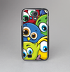 The Big-Eyed Highlighted Cartoon Birds Skin-Sert Case for the Samsung Galaxy S4