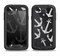 The Black Anchor Collage Samsung Galaxy S4 LifeProof Fre Case Skin Set