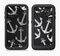 The Black Anchor Collage Full Body Samsung Galaxy S6 LifeProof Fre Case Skin Kit