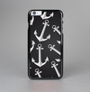 The Black Anchor Collage Skin-Sert Case for the Apple iPhone 6 Plus