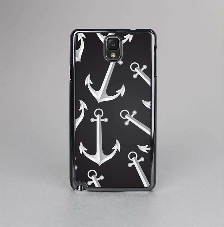 The Black Anchor Collage Skin-Sert Case for the Samsung Galaxy Note 3