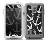 The Black Anchor Collage Skin for the Samsung Galaxy S5 frē LifeProof Case