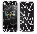 The Nautical Vector Shapes Skin for the Apple iPhone 5c