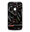 The Black Bullet Bundle Skin for the iPhone 4-4s OtterBox Commuter Case