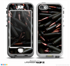 The Black Bullet Bundle Skin for the iPhone 5-5s NUUD LifeProof Case for the LifeProof Skin