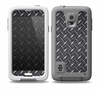 The Black Diamond-Plate Skin for the Samsung Galaxy S5 frē LifeProof Case