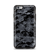 The Black Digital Camouflage Apple iPhone 6 Plus Otterbox Symmetry Case Skin Set