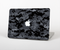 "The Black Digital Camouflage Skin Set for the Apple MacBook Pro 15"" with Retina Display"