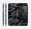 The Black Digital Camouflage Skin for the Apple iPhone 6