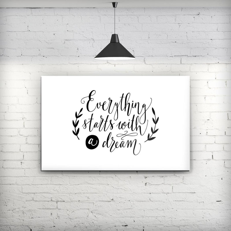 Black_Everything_Starts_with_a_Dream_Stretched_Wall_Canvas_Print_V2.jpg