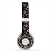 The Black Floral Lace Skin for the Beats by Dre Solo 2 Headphones