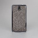 The Black Glitter Ultra Metallic Skin-Sert Case for the Samsung Galaxy Note 3