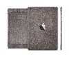 The Black Glitter Ultra Metallic Skin Set for the Apple iPad Mini 4