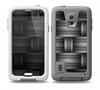 The Black & Gray Woven HD Pattern Skin for the Samsung Galaxy S5 frē LifeProof Case