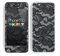 The Black Lace texture Skin for the Apple iPhone 5c