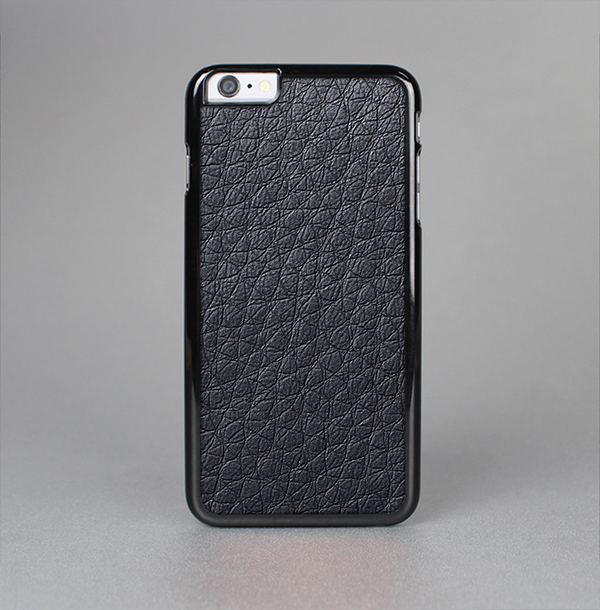 The Black Leather Skin-Sert Case for the Apple iPhone 6 Plus