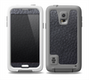 The Black Leather Skin Samsung Galaxy S5 frē LifeProof Case