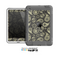 The Black & Vintage Green Paisley Skin for the Apple iPad Mini LifeProof Case