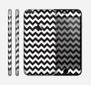 The Black & White Chevron Pattern Skin for the Apple iPhone 6