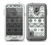 The Black & White Floral Aztec Pattern Skin Samsung Galaxy S5 frē LifeProof Case