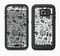 The Black & White Technology Icon Full Body Samsung Galaxy S6 LifeProof Fre Case Skin Kit