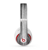 The Black and Grey Frizzy Texture Skin for the Beats by Dre Studio (2013+ Version) Headphones